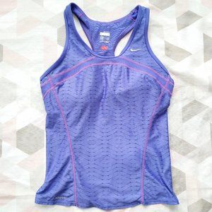 Nike Fit Dry Womens Activewear Racer Back Tank Top